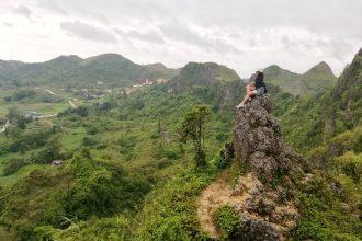 Osmena Peak to Kawasan Falls with Merrell Philippines