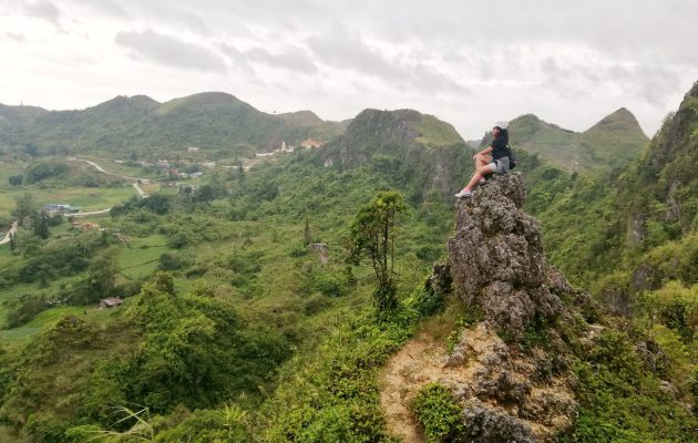 Osmena Peak to Kawasan Falls with Merrell Philippines